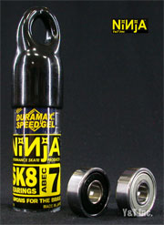 NINJA ABEC7 GREASE TUBE