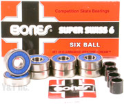 BONES SUPER SWISS 6BALL