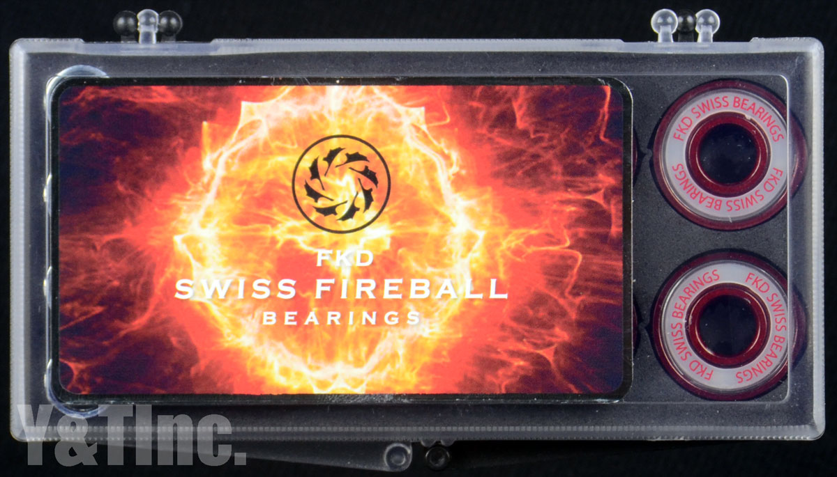FKD SWISS FIREBALL 1