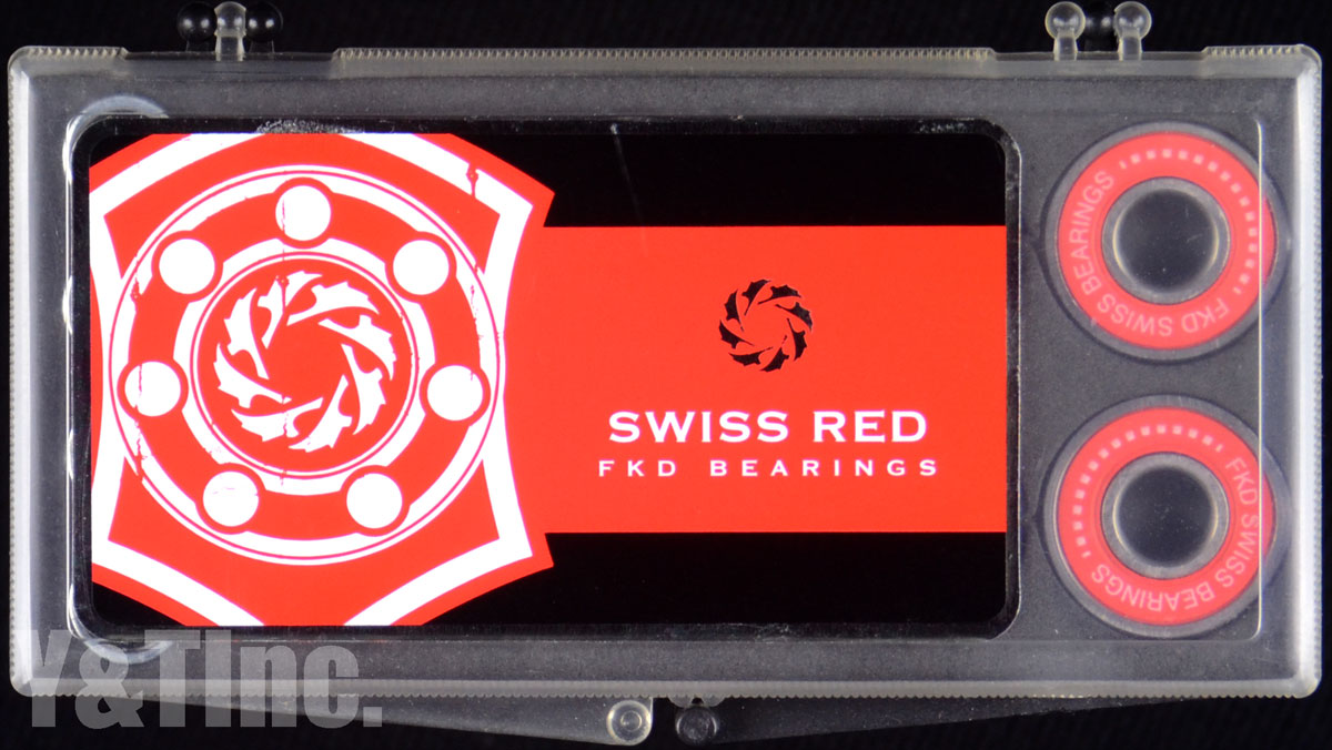 FKD SWISS RED 1
