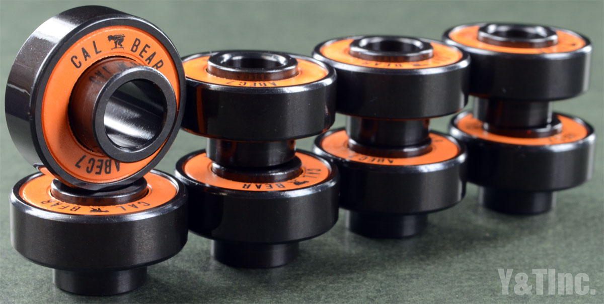 CALIFORNIA BEARINGS BUILTIN7 1