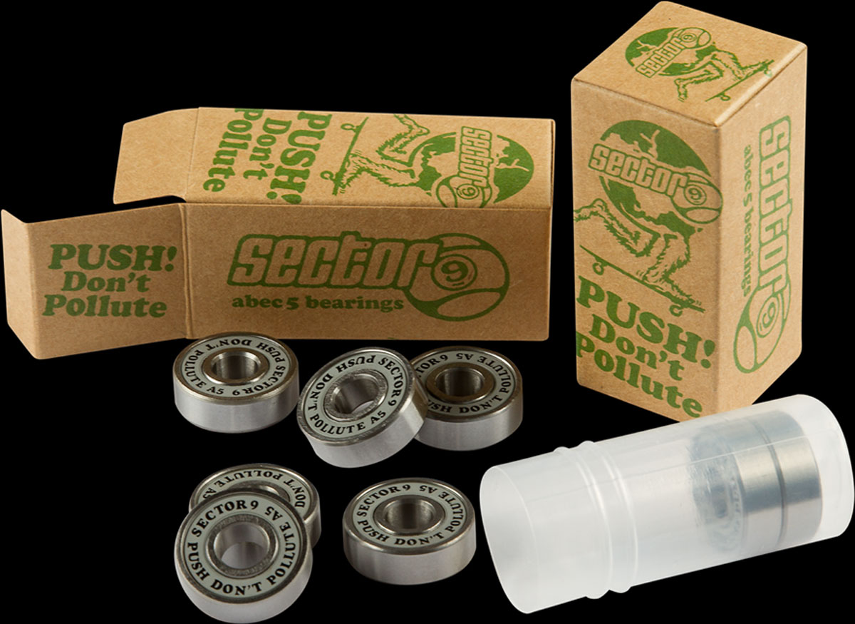 SECTOR 9 PDP BEARINGS ABEC5 1