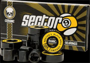 SECTOR 9 BLACK BALL CERAMIC