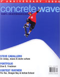 CONCRETE WAVE VOL5 NO1 2006