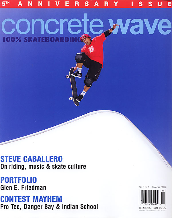 CONCRETE WAVE VOL5 NO1 2006 1