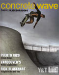 CONCRETE WAVE VOL7 NO1 2008