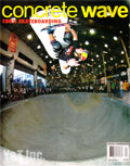 CONCRETE WAVE VOL9 NO1 2010