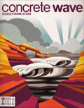 CONCRETE WAVE VOL11 NO1 2012