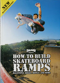 HOW TO BUILD SKATEBOARD RAMPS 1