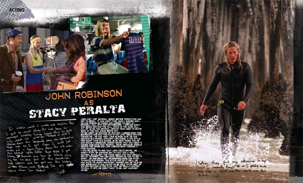 BEHIND THE SCENES LORDS OF DOGTOWN 1