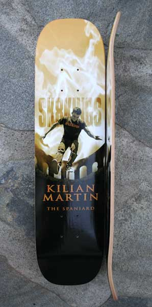 SK8KINGS FREESTYLE KILIAN MARTIN PRO 3