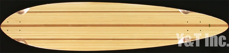 BLANK PINTAIL 44 BAMBOO 1