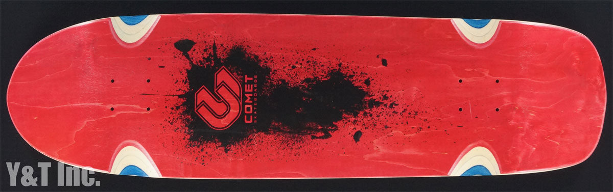 COMET SHRED 35 RED 1