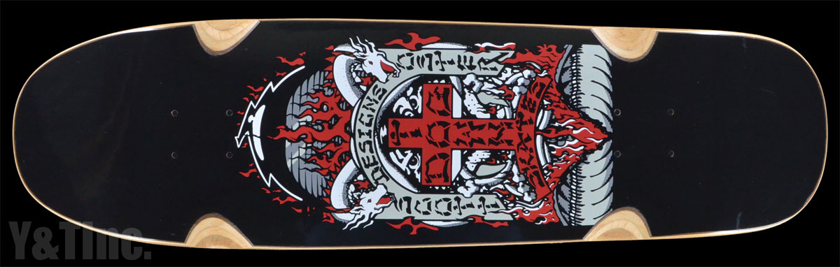 DOGTOWN Scott Oster 33 Formica Tonal Red 1