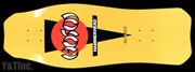 HOSOI HAMMERHEAD OG CREAM YELLOW