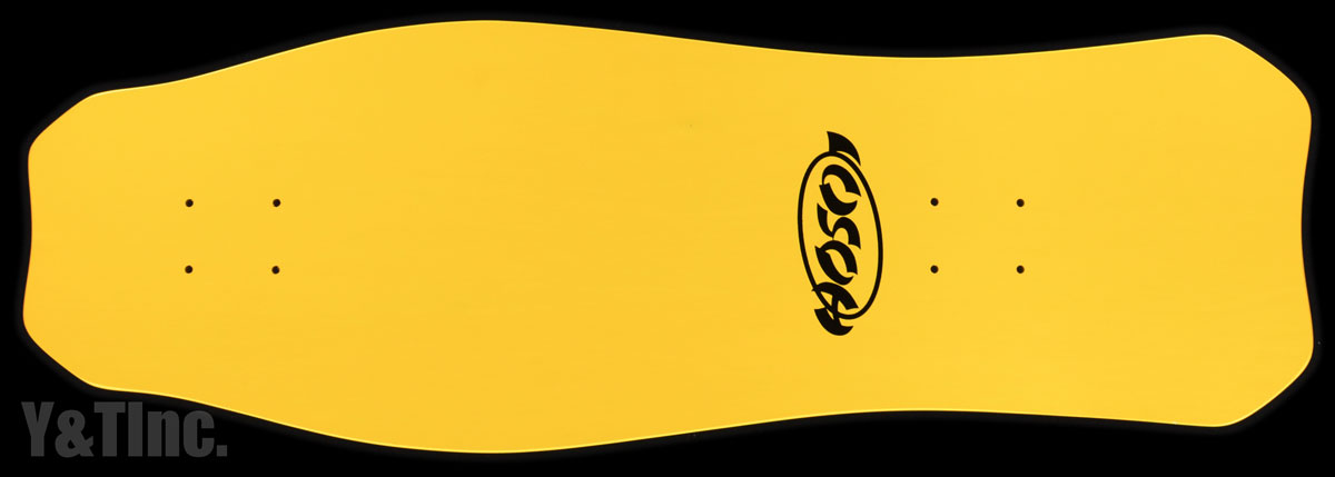 HOSOI HAMMERHEAD OG CREAM YELLOW 1
