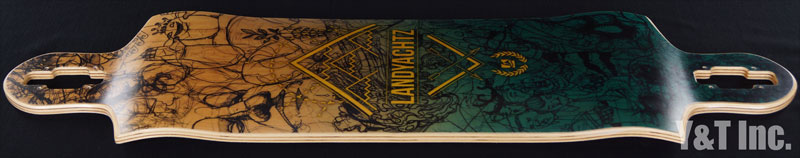 LANDYACHTZ 2013 SWITCHBLADE 40 1