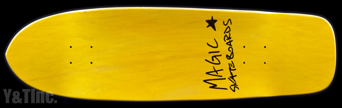 MAGIC Duane Peters Disaster Yellow 1