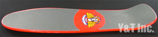 POWELL PERALTA LANCE MOUNTAIN FAMILY RED 1