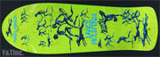 POWELL PERALTA Lance Mountain Future Primitive Bones Brigade Reissue Green