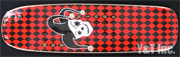 SK8KINGS FREESTYLE JESTER RETRO RED