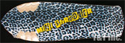SK8KINGS MINI SHREDDER BLUE LEOPARD