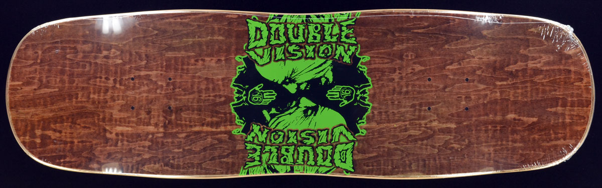 VISION DOUBLE VISION ST BROWN 1