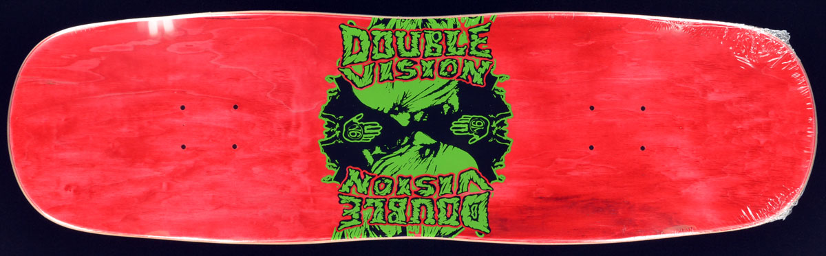 VISION DOUBLE VISION ST RED 1