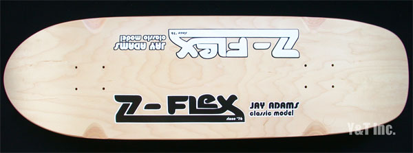 Z-FLEX CLASSIC JAY-ADAMS POOL NATURAL 1