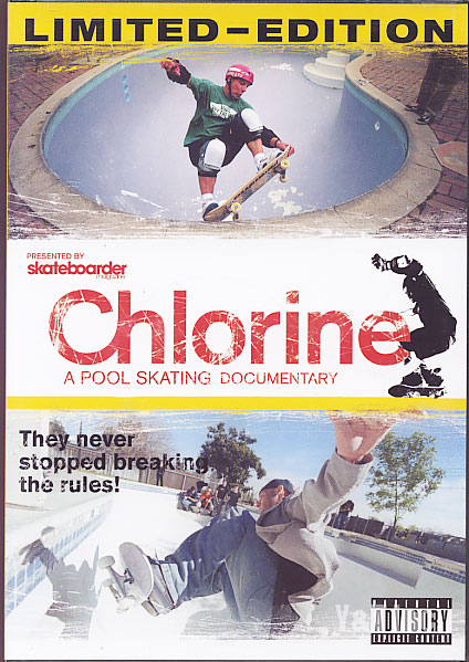 CHLORINE A POOL SKATEING DOCUMENTARY 1