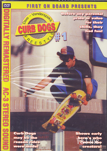 CURB DOGS 1 FREE STYLE 1