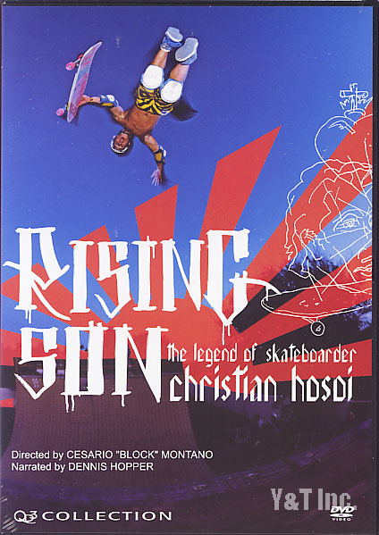 HOSOI RISING SON JAPAN 1