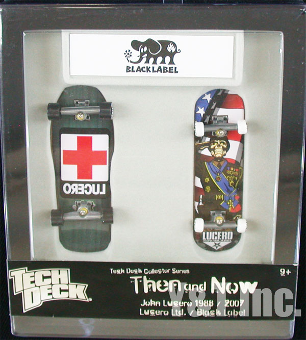 TECH DECK BLACK LABEL JOHN LUCERO 1