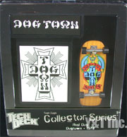 TECH DECK DOGTOWN RED DOG