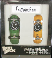 TECH DECK FOUNDATION TOD SWANK