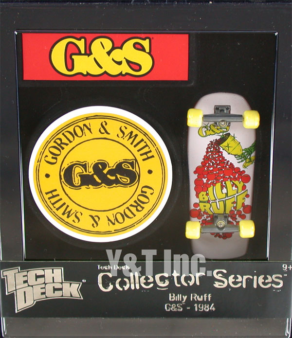 TECH DECK G&S BILLY RUFF 1