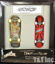 TECH DECK HOSOI SKATES SANTA CRUZ