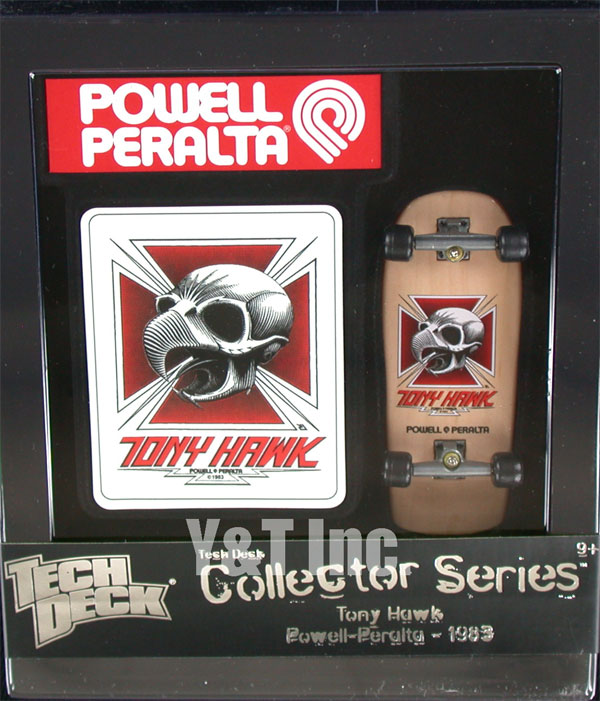 TECH DECK POWELL PERALTA TONY HAWK 1
