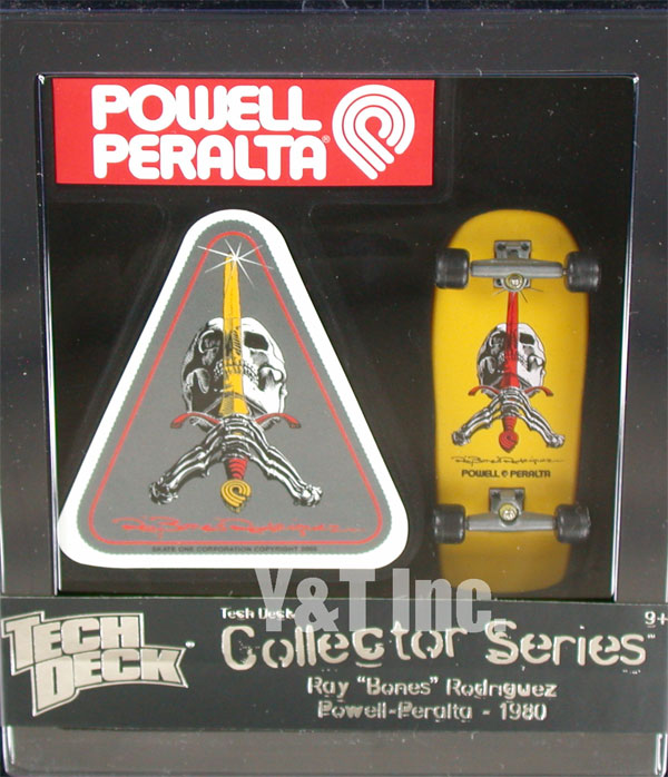 TECH DECK POWELL PERALTA RAY RODRIGUEZ 1
