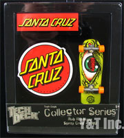 TECH DECK SANTA CRUZ ROB ROSKOPP EYE