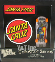 TECH DECK SANTA CRUZ COREY OBRIEN
