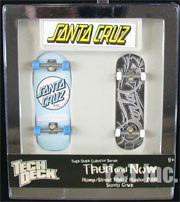 TECH DECK SANTA CRUZ RAMP STREET RAIDER