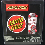 TECH DECK SANTA CRUZ RAMP STREET