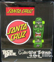 TECH DECK SANTA CRUZ ROB ROSKOPP GREEN
