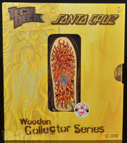 TECH DECK WOODEN SANTA CRUZ JASON JESSEE