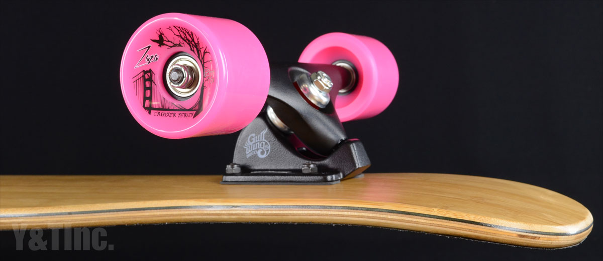 BLANK DANCER 4909 Charger10 Zaza65mm Pink 1