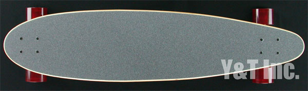 BLANK LONG 37TW PINTAIL RANDAL150BK ZIGZAG70RED 1