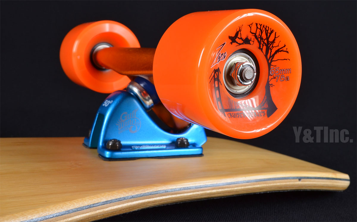 BLANK DANCER4909 CHARGER10 ZAZA CRUISER 65mm 1