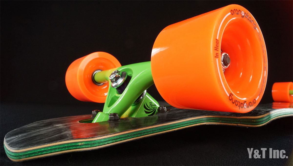 BUSTIN MAESTRO PRO Thermo Carbon Paris180 InHeart75mm80a 1