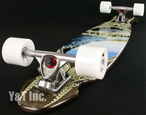 GRAVITY MINI CARVE 42 GOING RIGHT RANDAL150 BURNER 66mm77a 1
